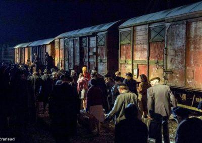 Laurette 1942 Train