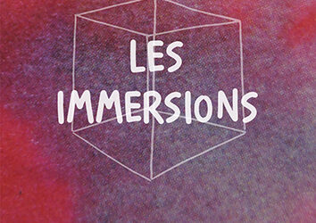 Les Immersions / Duras